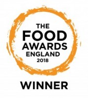 England Food Awards Winner